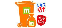 Online-Shop Mülltonnenshop Banner